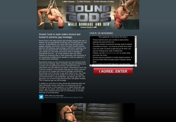 bound gods boundgods.com