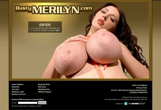 bustymerilyn.com bustymerilyn.com