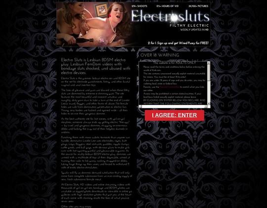 electrosluts electrosluts.com