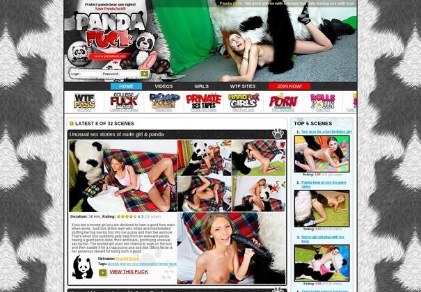 panda fuck pandafuck.com