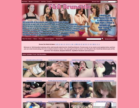tanda brunettes discount.tandabrunettes.com