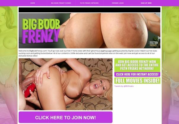 big boob frenzy bigboobfrenzy.com