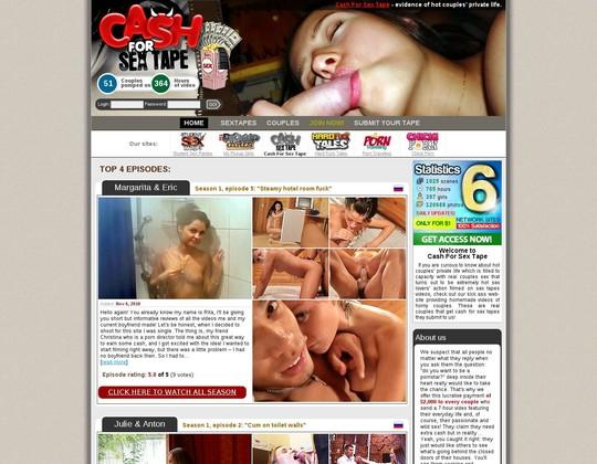 cash for sex tape cashforsextape.com