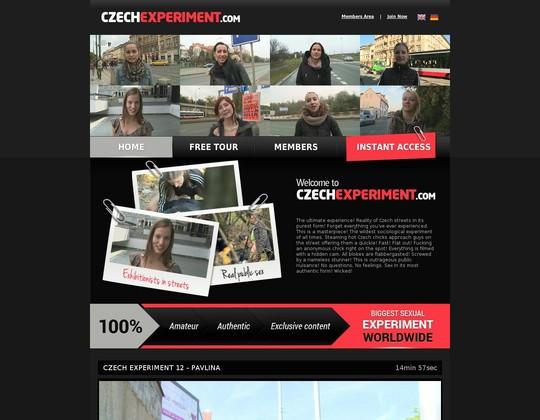 czechexperiment.com czechexperiment.com