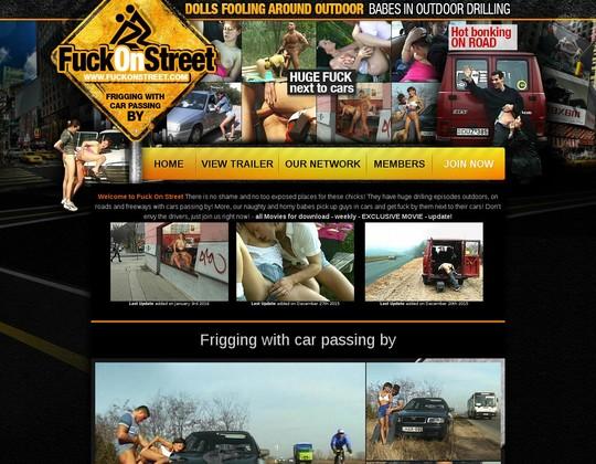 fuckonstreet.com fuckonstreet.com