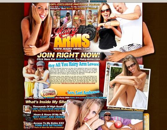 hairy-arms.com hairy-arms.com