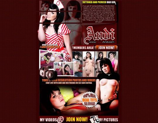 inked andi inkedandi.com
