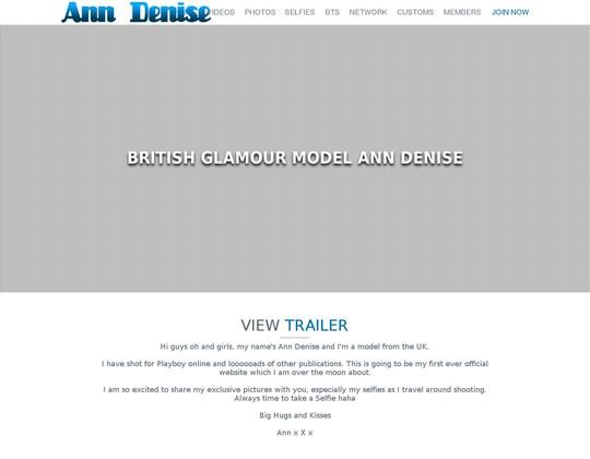 official ann denise officialanndenise.com