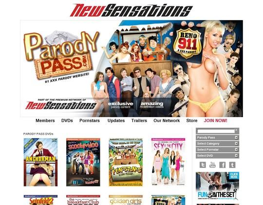 parody pass parodypass.com