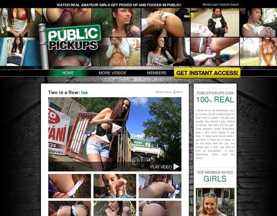 public pick ups publicpickups.com