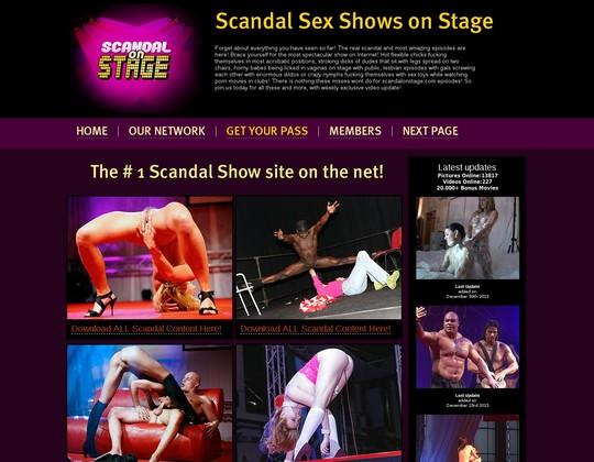 scandalonstage.com scandalonstage.com