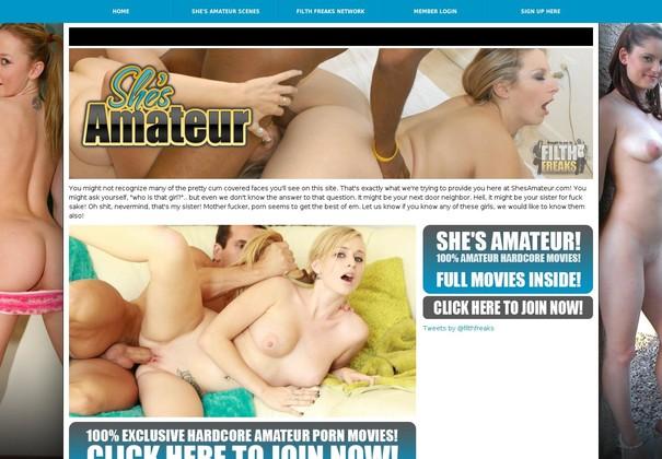 shes an amateur shesamateur.com