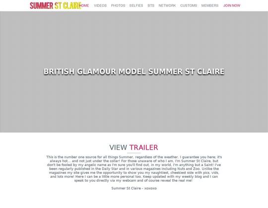 summer st claire summerstclaire.com