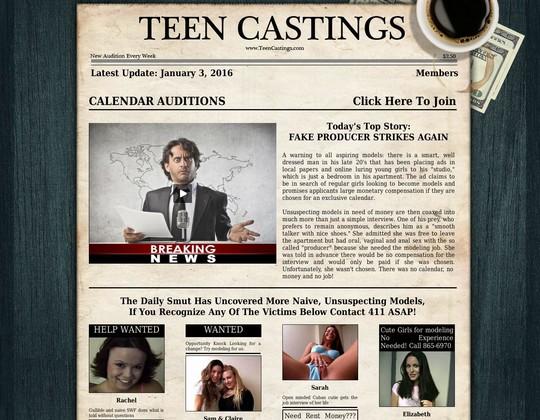 teen castings teencastings.com