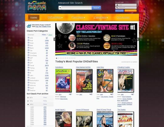 the classic porn theclassicporn.com