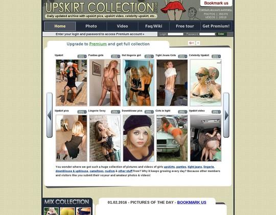 upskirt collection upskirtcollection.com
