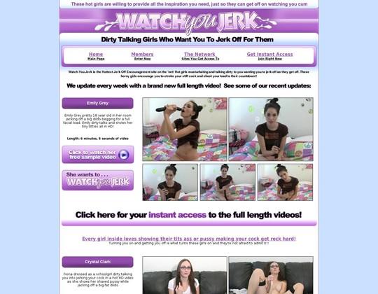 watch you jerk watchyoujerk.com