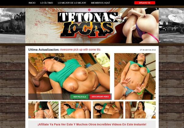 tetonaslocas tetonaslocas.com