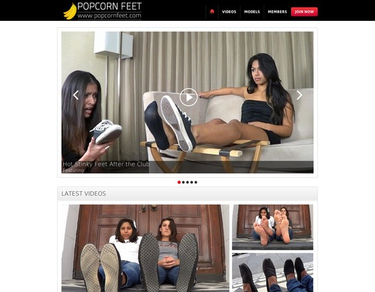 Popcorn Feet