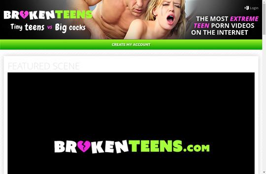 brokenteens.com