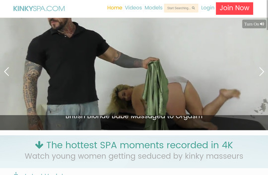 kinkyspa.com