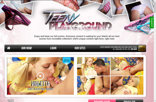 teenyplayground.com