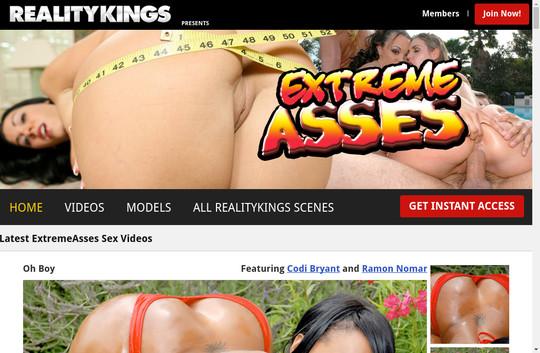 extremeasses.com