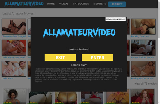 allamateurvideo.com