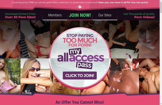 myallaccesspass.com