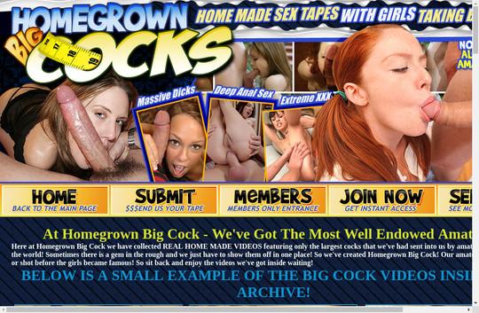 bigcock.homegrownvideo.com