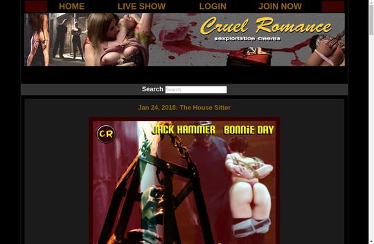 cruelromance.com