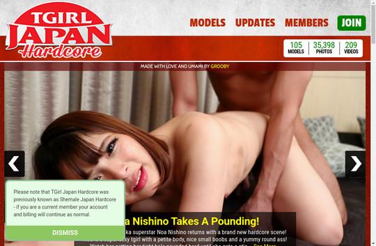 tgirljapanhardcore.com