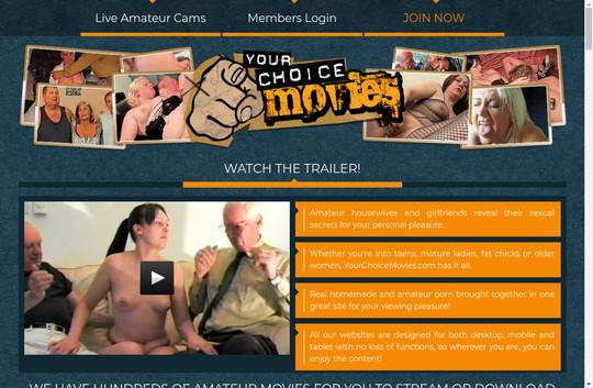 yourchoicemovies.com