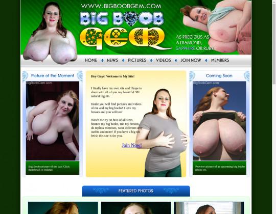 bigboobgem.com