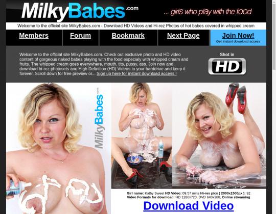 milkybabes.com