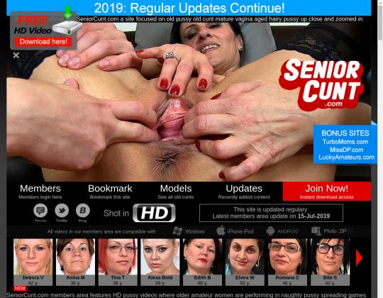 seniorcunt.com
