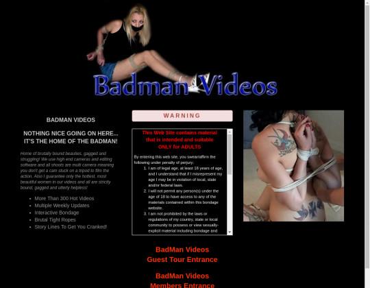 badmanvideos.com