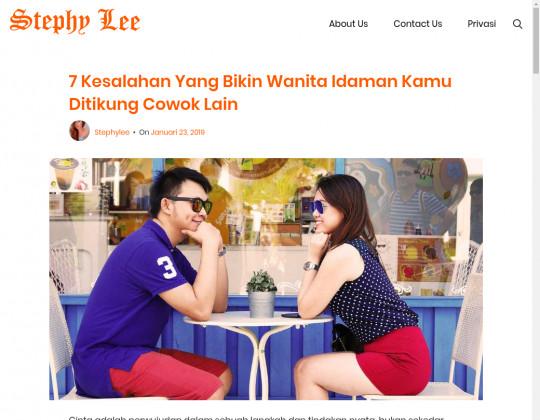 stephylee.com