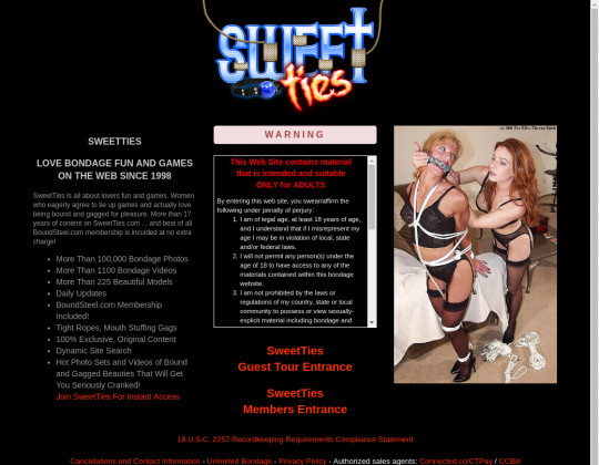 sweetties.com
