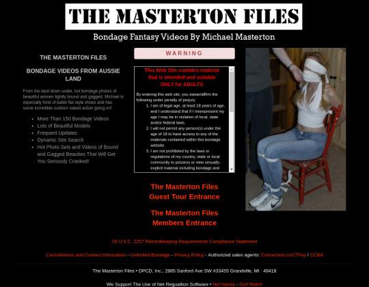 themastertonfiles.com