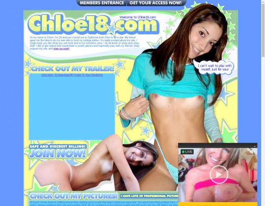 chloe18.com