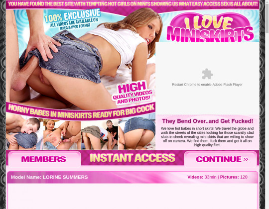 iloveminiskirts.com
