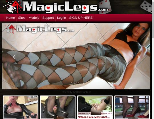 magic-legs.com