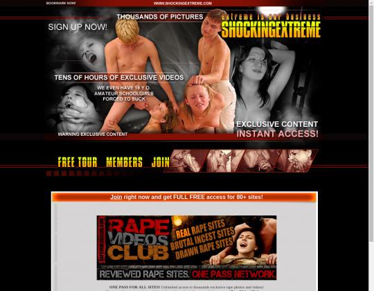 trueshockingextreme.com