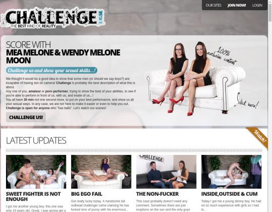 melonechallenge.com
