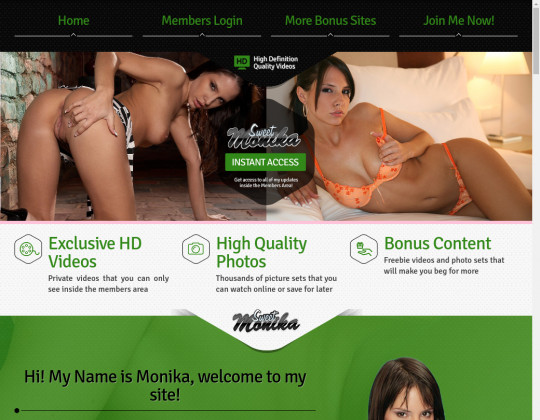 sweet-monika.com
