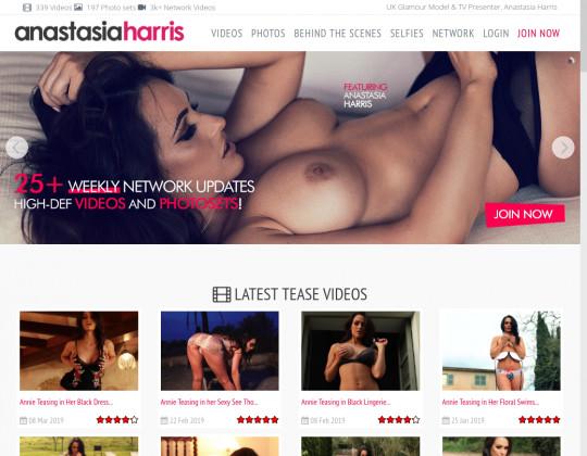 annaarris.com