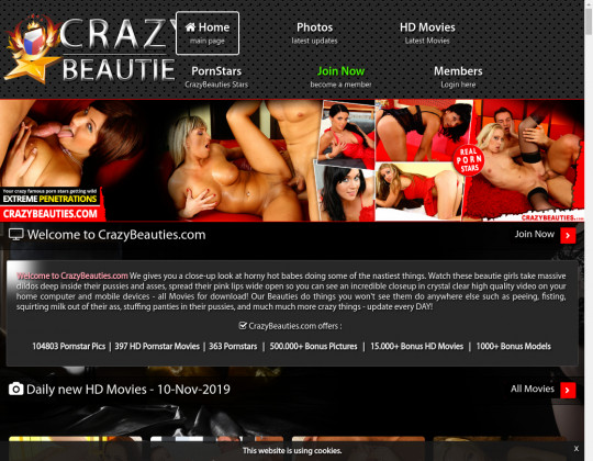 crazybeauties.com