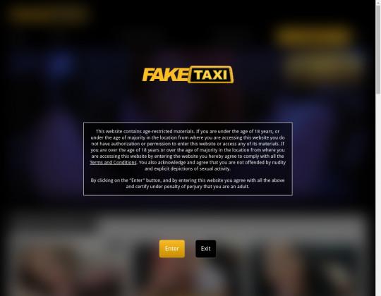faketaxi.com