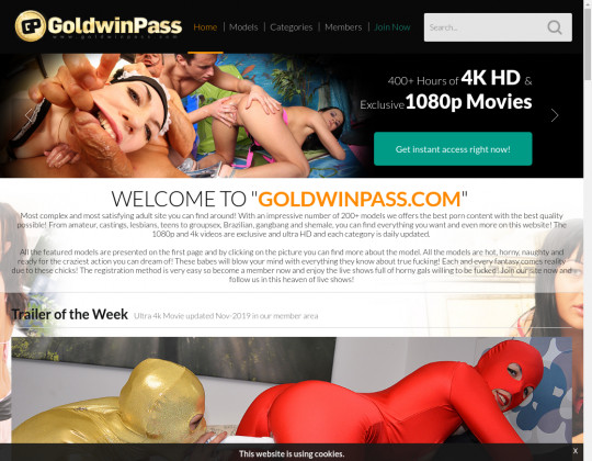 goldwinpass.com
